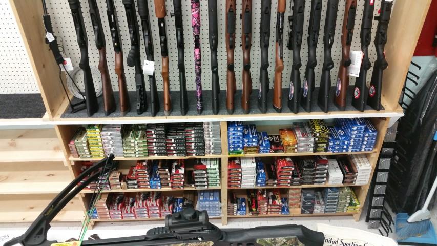 gun shelve